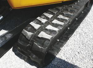 Rubber Tracks | Products | Bridgestone Industrial